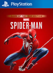 اکانت قانونی Marvel's Spider-Man: Game of the Year Edition  / PS4