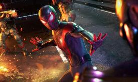 اکانت قانونی Marvel's Spider-Man: Miles Morales  / PS4 | PS5