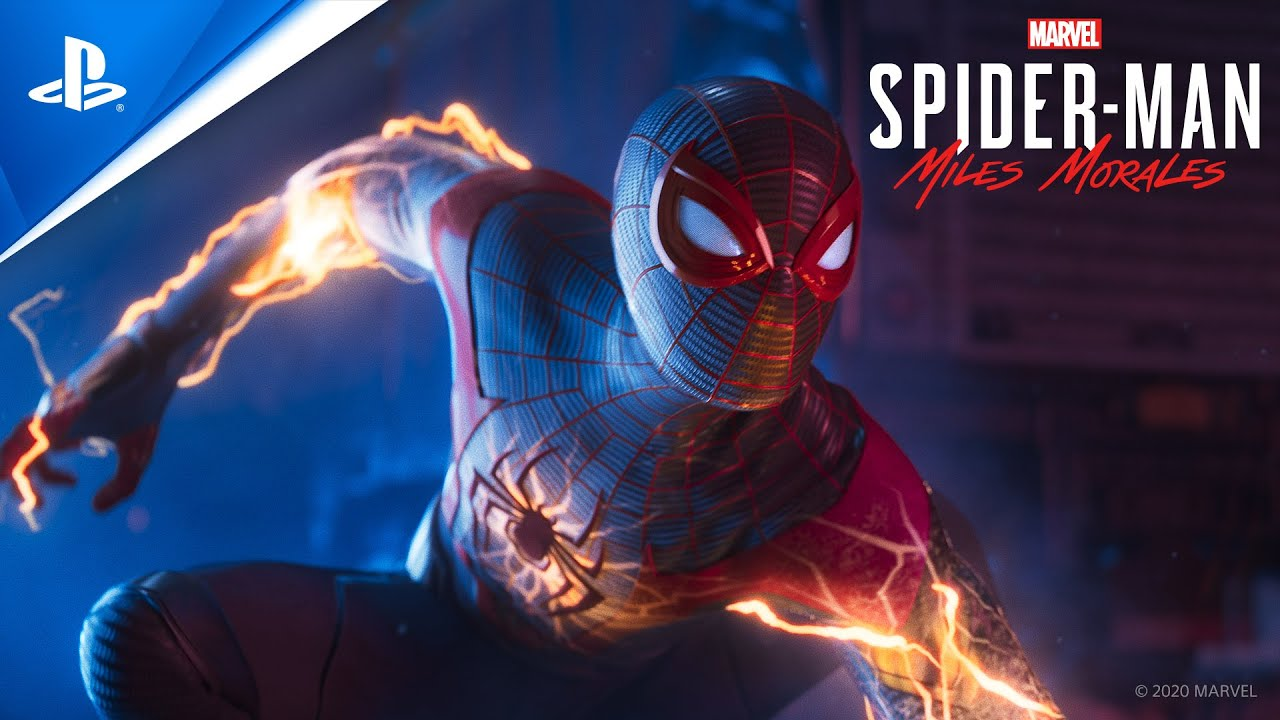 Marvels Spider Man Miles Morales ps5 g2 - اکانت قانونی Marvel's Spider-Man: Miles Morales  / PS4 | PS5