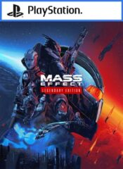 اکانت قانونی Mass Effect: Legendary Edition  / PS4 | PS5