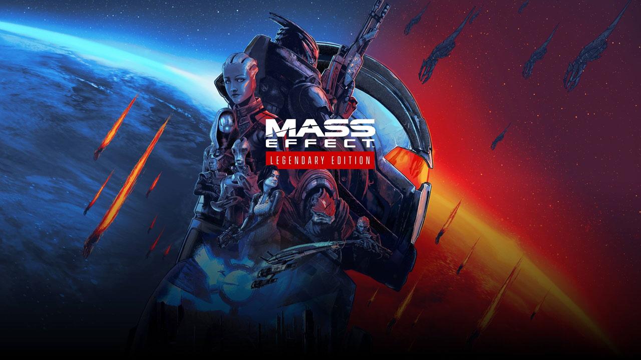 Mass Effect Legendary Edition ps5 g1 - اکانت قانونی Mass Effect: Legendary Edition  / PS4 | PS5