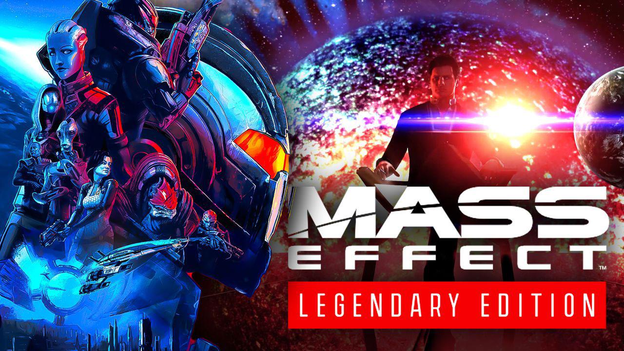 Mass Effect Legendary Edition ps5 g2 - اکانت قانونی Mass Effect: Legendary Edition  / PS4 | PS5