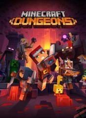 سی دی کی اورجینال Minecraft Dungeons