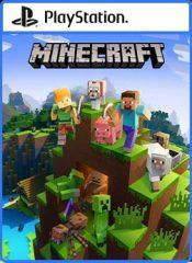 اکانت قانونی Minecraft  / PS4