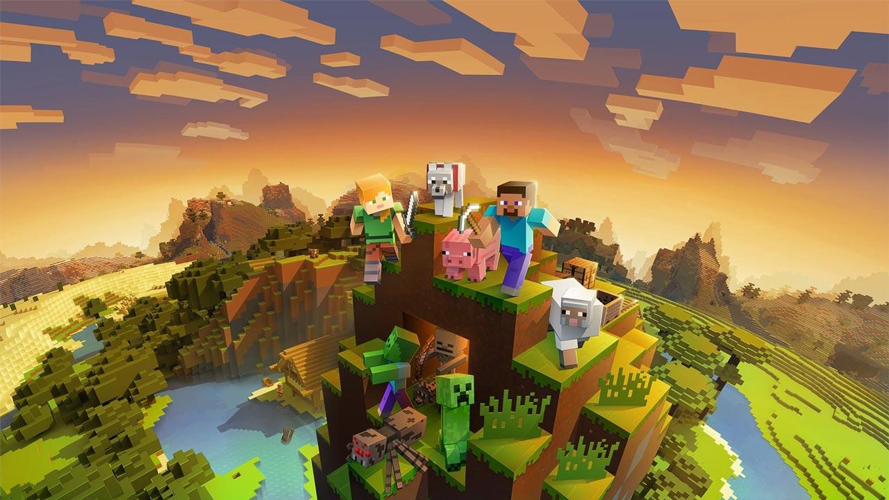 Minecraft xbox 2 - اکانت قانونی Minecraft
