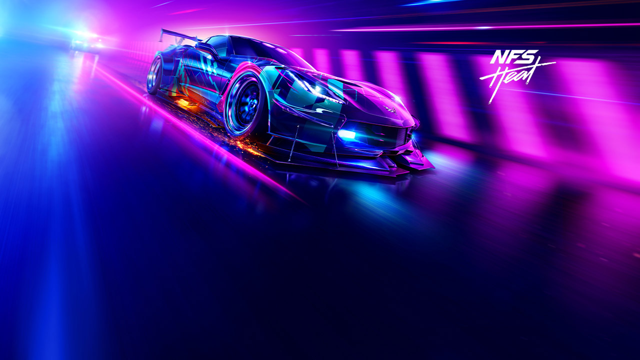 NFS Heat ps5 g1 - اکانت قانونی Need for Speed Heat  / PS4