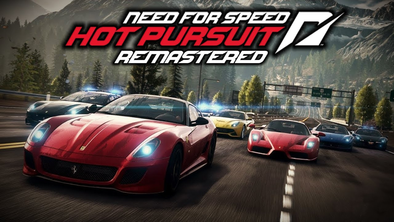 Need for Speed Hot Pursuit Remastered ps5 g2 - اکانت قانونی Need for Speed™ Hot Pursuit Remastered  / PS4 | PS5