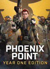 سی دی کی اورجینال Phoenix Point: Year One Edition