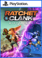 اکانت قانونی Ratchet & Clank: Rift Apart  / PS5