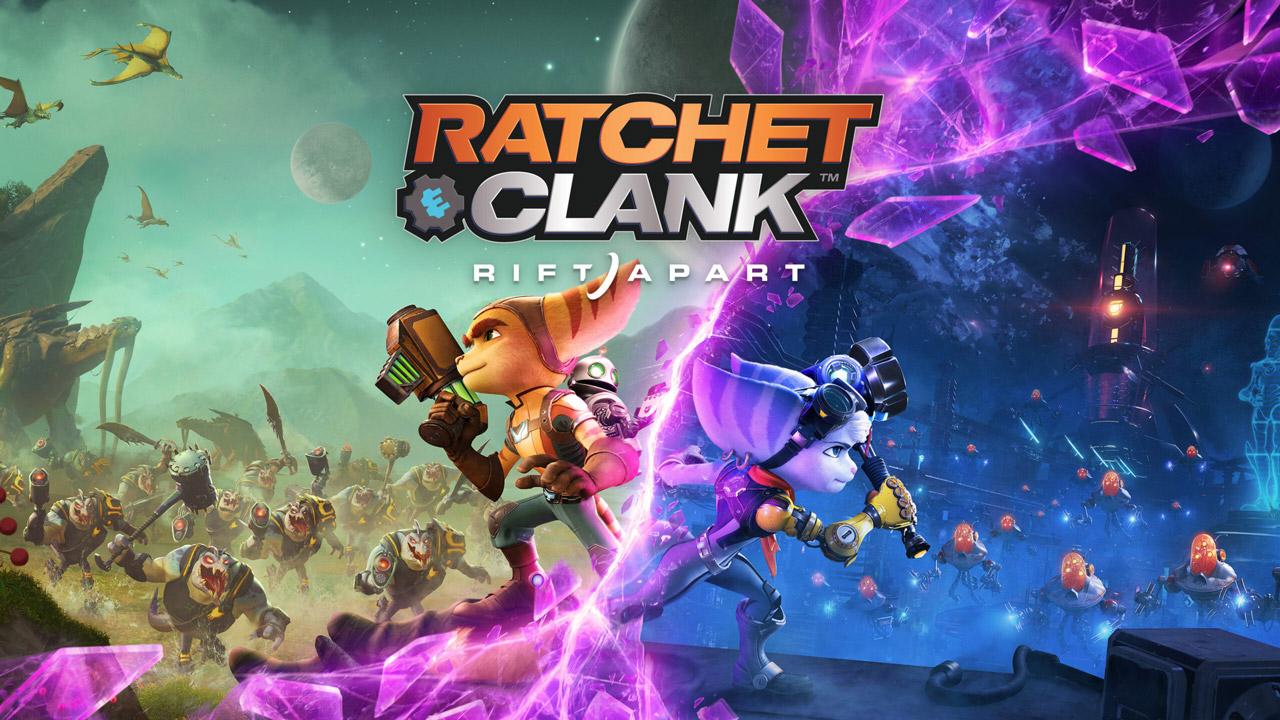 Ratchet Clank Rift Apart g1 - اکانت قانونی Ratchet & Clank: Rift Apart  / PS5