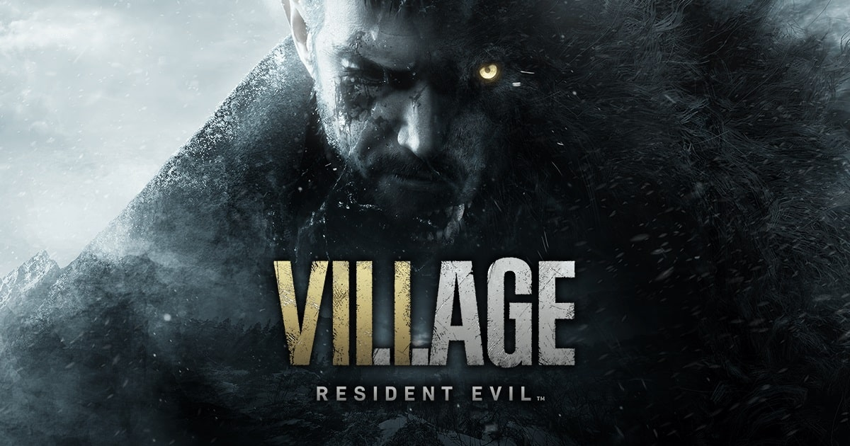 Resident Evil Village cover8 min - سی دی کی اشتراکی Resident Evil Village