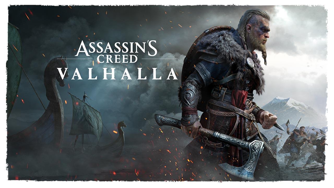assassins creed valhalla g1 - اکانت قانونی Assassin's Creed Valhalla  / PS4 | PS5