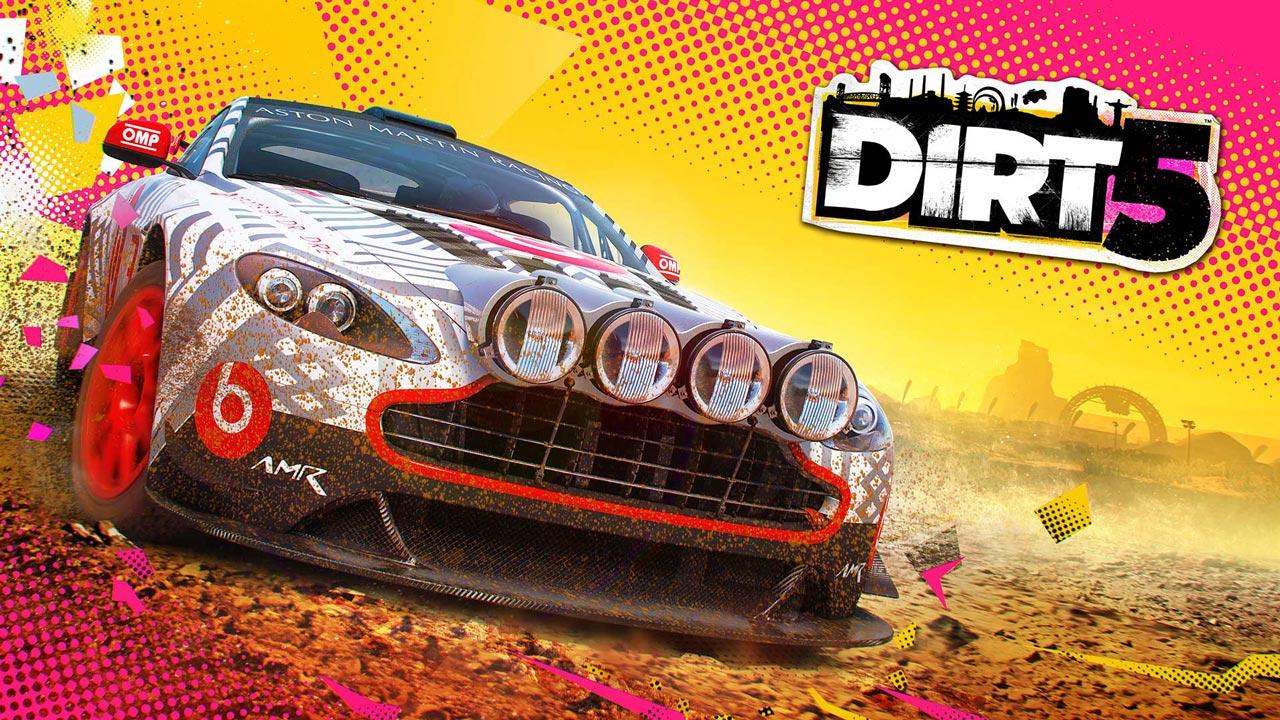 dirt 5 g1 - اکانت قانونی Dirt 5  / PS4   PS5