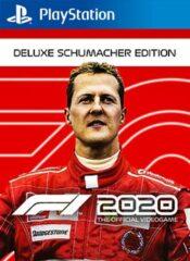 اکانت قانونی F1 2020 – Deluxe Schumacher Edition  / PS4 | PS5