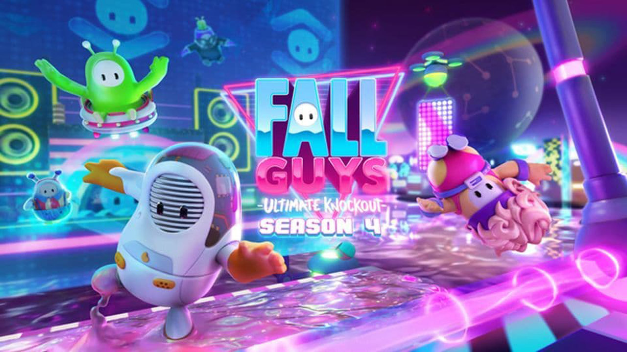 fall guys ps5 g1 - اکانت قانونی Fall Guys: Ultimate Knockout  / PS4 | PS5