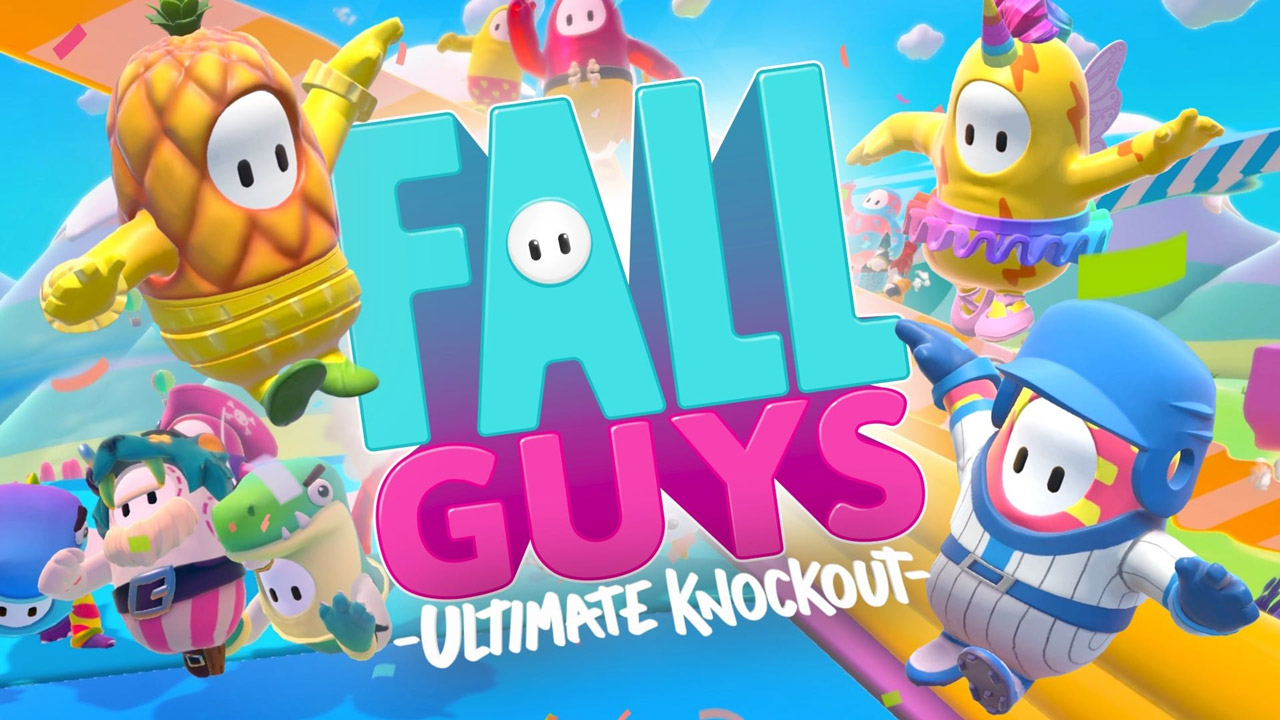 fall guys ps5 g2 - اکانت قانونی Fall Guys: Ultimate Knockout  / PS4 | PS5