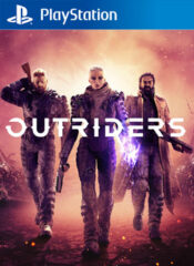 اکانت قانونی Outriders  / PS4 | PS5
