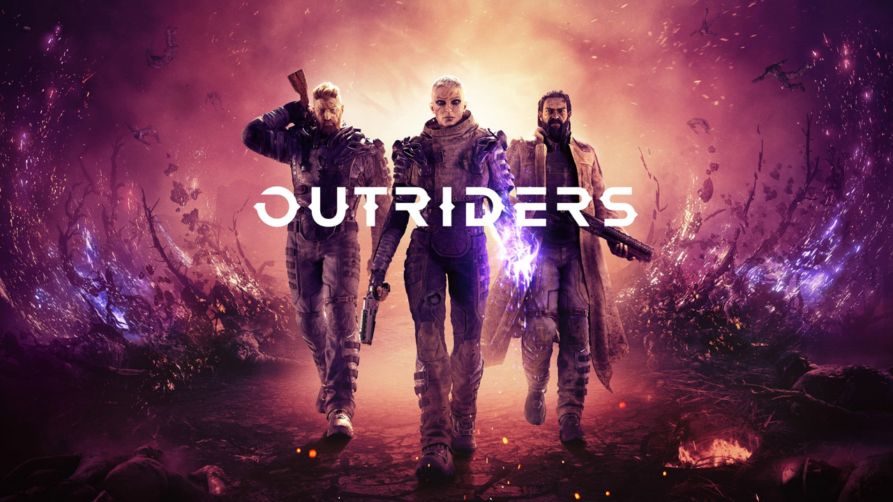 outriders ps5 g1 - اکانت قانونی Outriders  / PS4 | PS5
