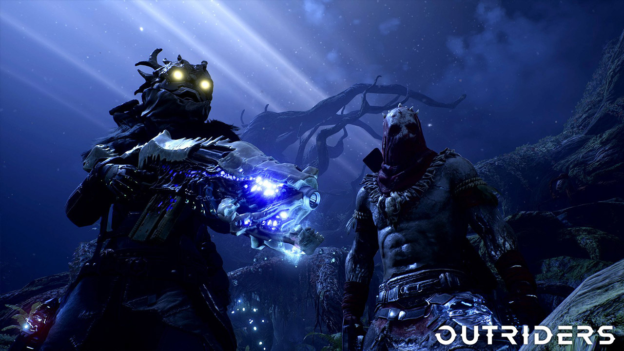 outriders ps5 g2 - اکانت قانونی Outriders  / PS4 | PS5