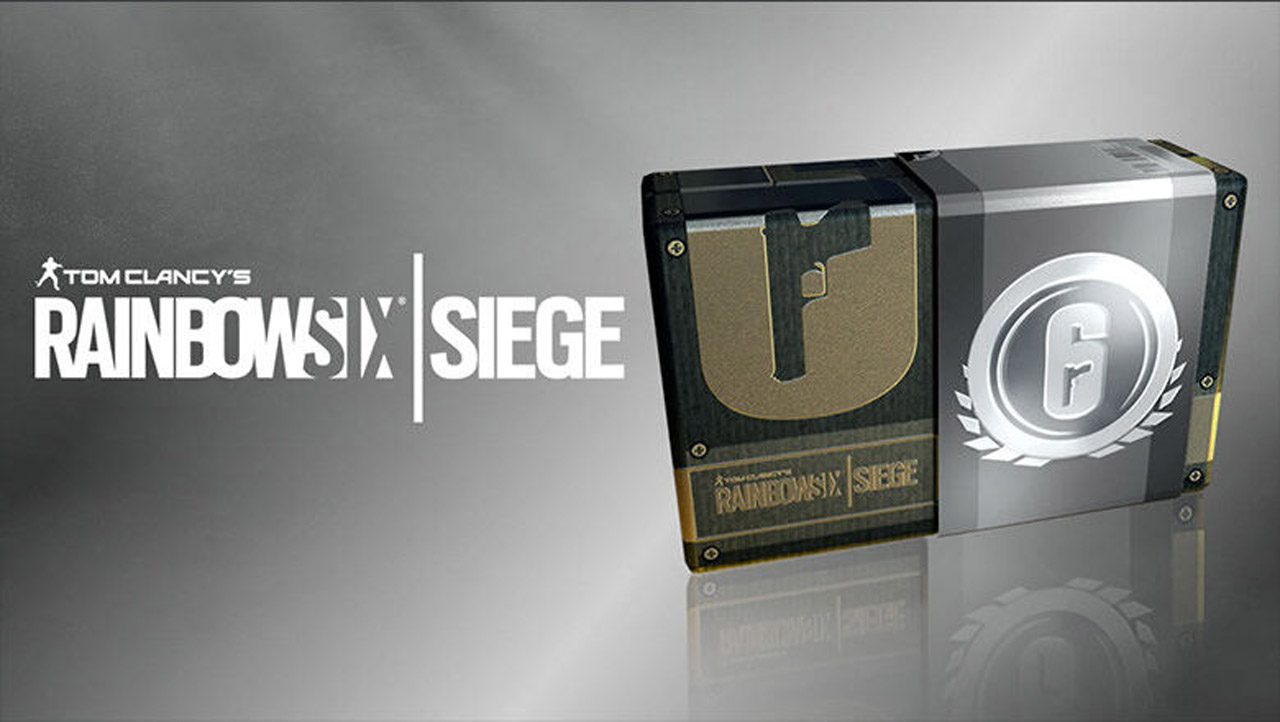 rainbow six siege coin ps5 g2 - خرید کردیت پلی استیشن  Tom Clancy's Rainbow Six Siege : Credits