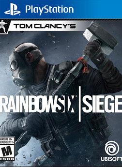 اکانت قانونی Tom Clancy's Rainbow Six  / PS4   PS5