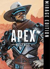 سی دی کی اورجینال Apex Legends Mirage Edition