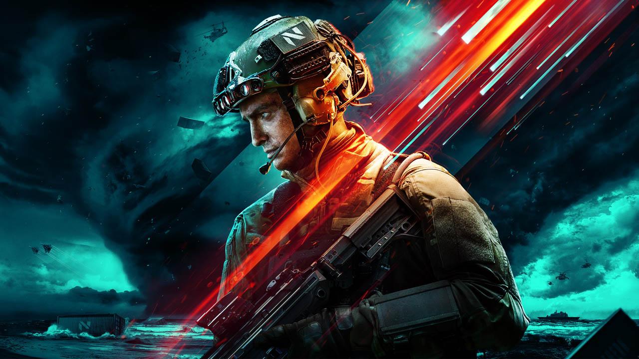 Battlefield 6 7 - سی دی کی اورجینال Battlefield 2042