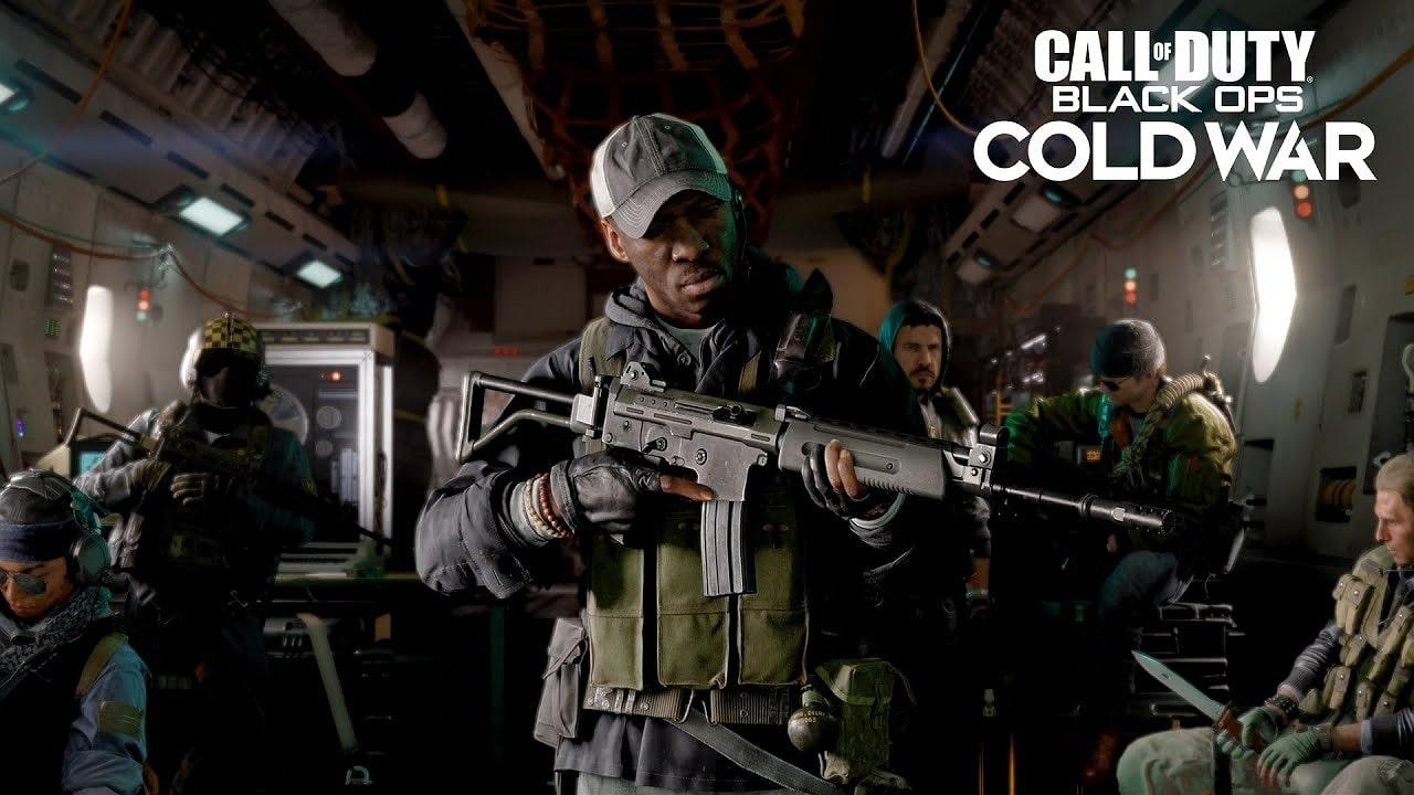Call of Duty Cold War 6 - اکانت قانونی Call of Duty Black Ops Cold War  / PS4   PS5
