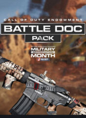 سی دی کی اورجینال Call of Duty Endowment – Battle Doc Pack