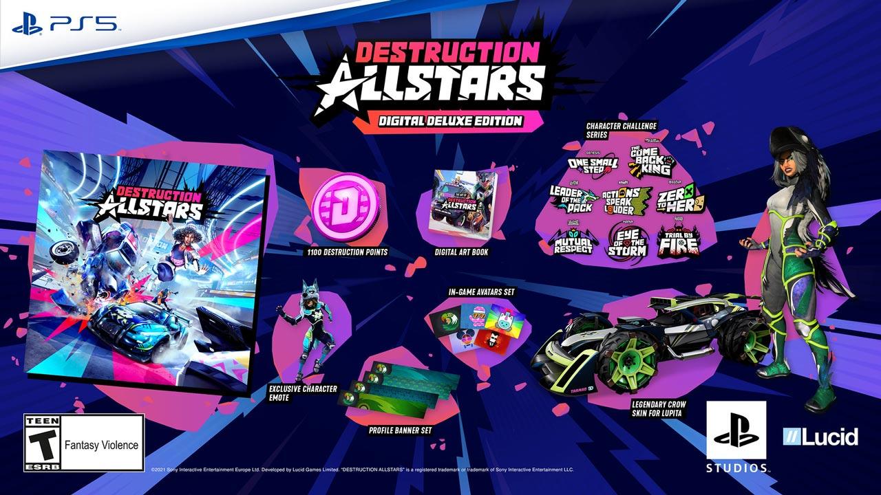 Destruction AllStars Digital ps5 1 - اکانت قانونی Destruction AllStars  / PS5