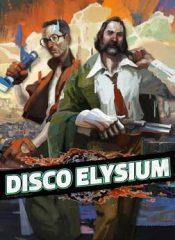سی دی کی اورجینال Disco Elysium