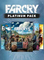 سی دی کی اورجینال Far Cry Platinum Pack