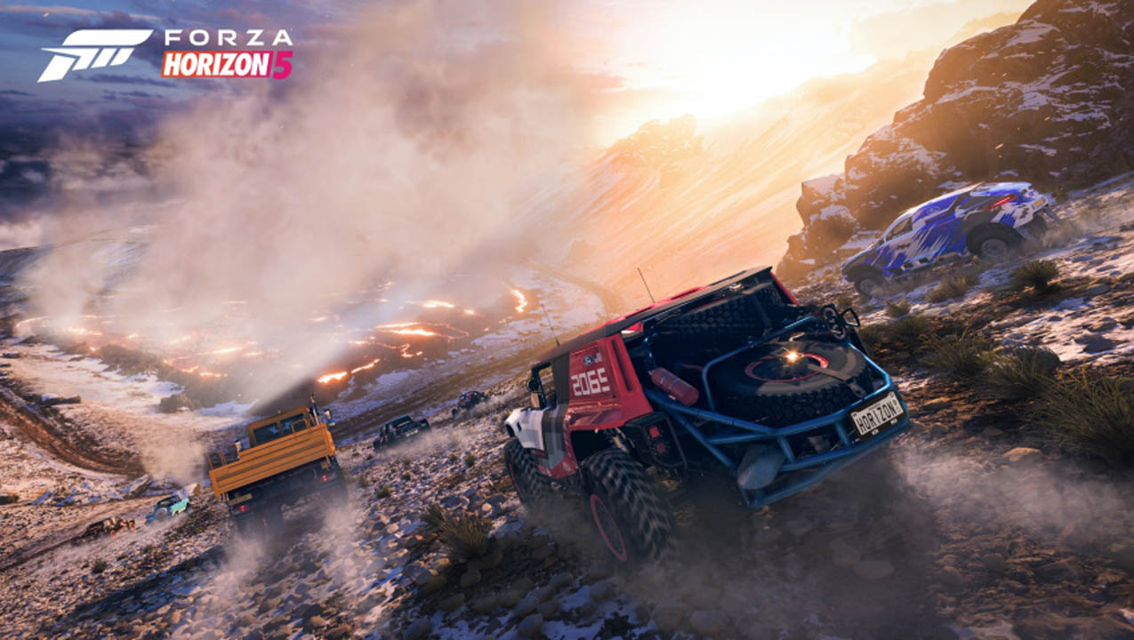 Forza horizon 5 2 xbox - سی دی کی اشتراکی (آنلاین24/7 ) Forza Horizon 5 Premium Edition