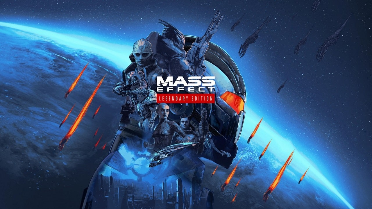 Mass Effect Legendary Edition 1 - سی دی کی اشتراکی  Mass Effect: Legendary Edition