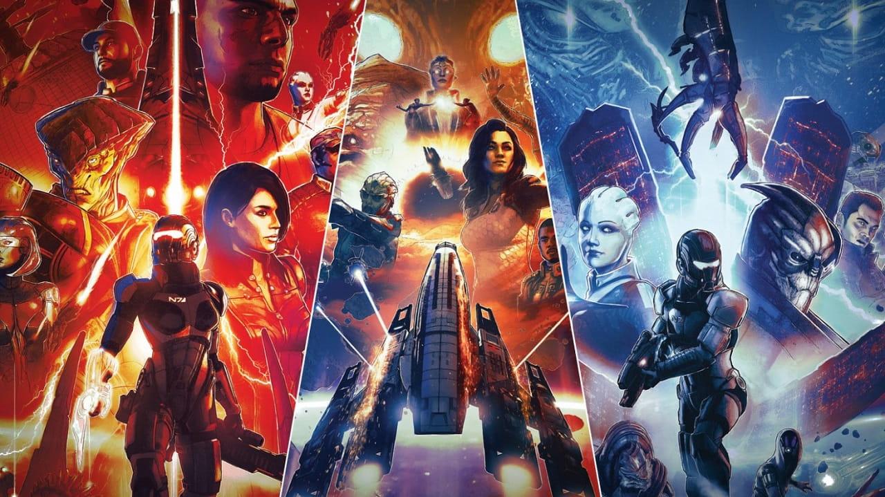 Mass Effect Legendary Edition 3 - سی دی کی اشتراکی  Mass Effect: Legendary Edition