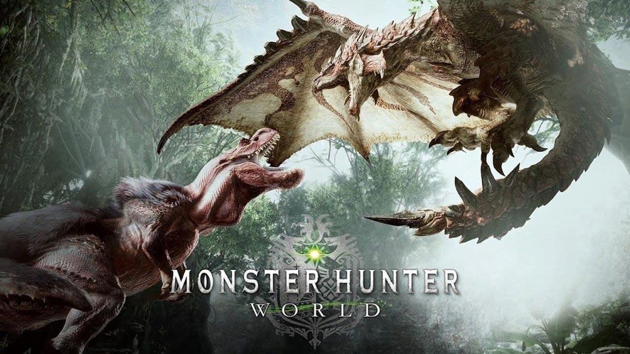 Monster Hunter World 1 - اکانت قانونی Monster Hunter: World  / PS4 | PS5