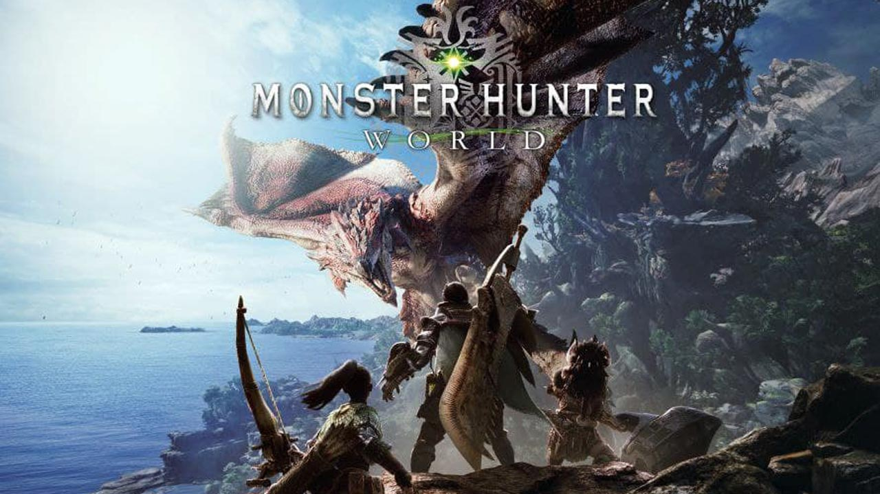 Monster Hunter World 2 - اکانت قانونی Monster Hunter: World  / PS4 | PS5