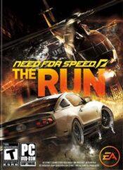سی دی کی اورجینال Need for Speed: The Run