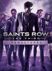 سی دی کی اورجینال Saints Row The Third Remastered