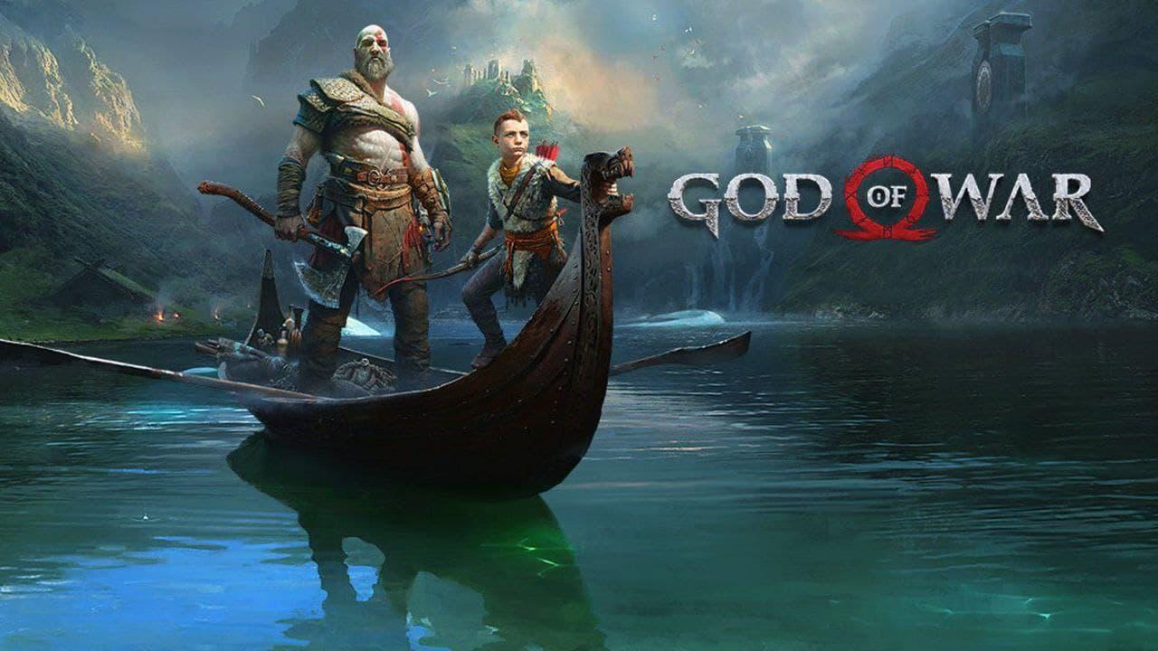 god of war ps5 1 - اکانت قانونی God of War  / PS4 | PS5