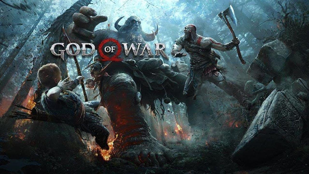 god of war ps5 2 - اکانت قانونی God of War  / PS4 | PS5