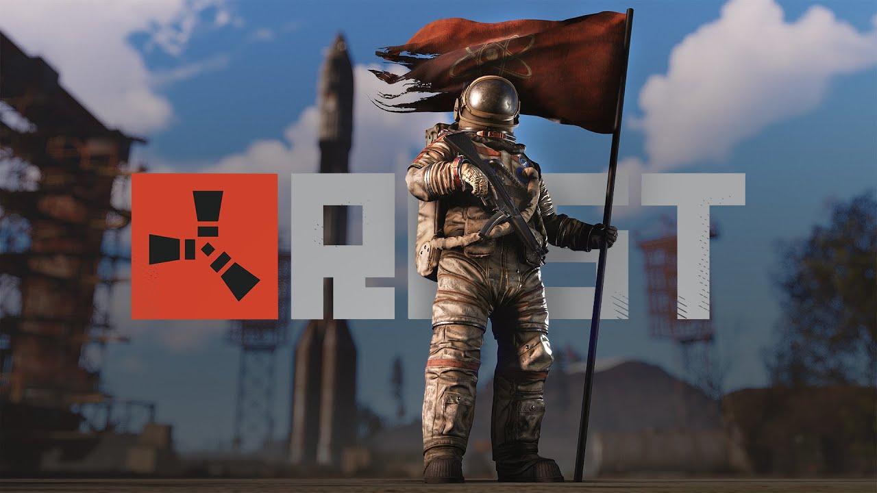 rust ps5 1 - اکانت قانونی Rust  / PS4 | PS5