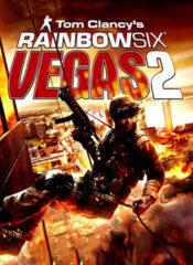 سی دی کی اورجینال Tom Clancy's Rainbow Six: Vegas 2
