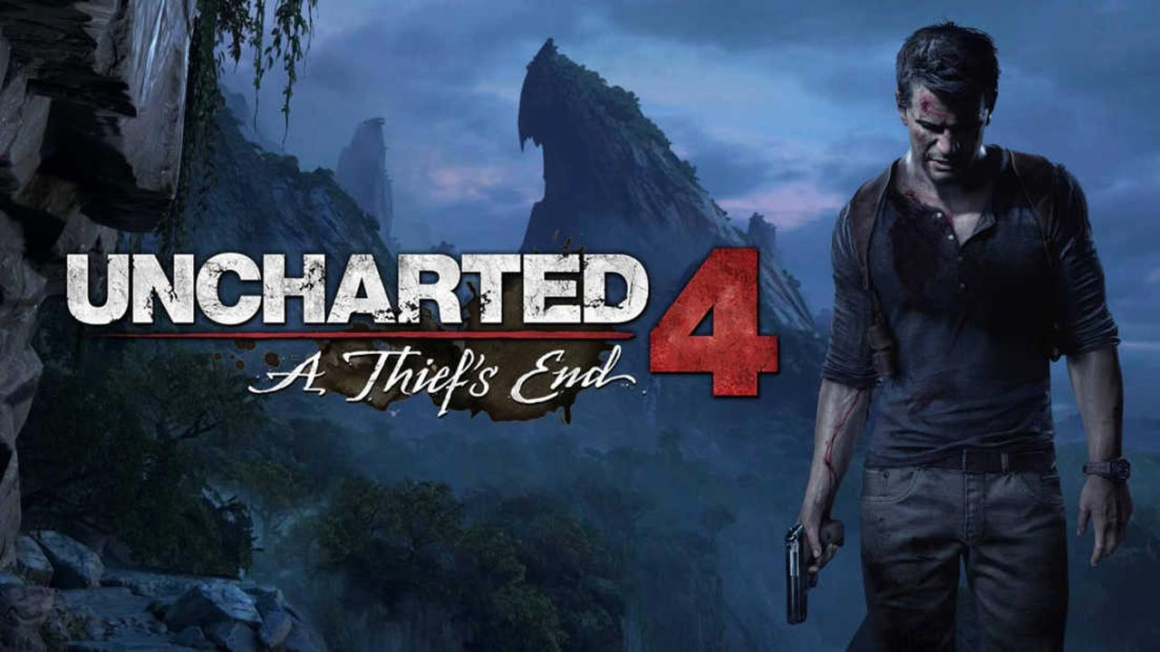 uncharted 4 a thiefs end ps5 1 1 - اکانت قانونی Uncharted 4: A Thief's End  / PS4 | PS5
