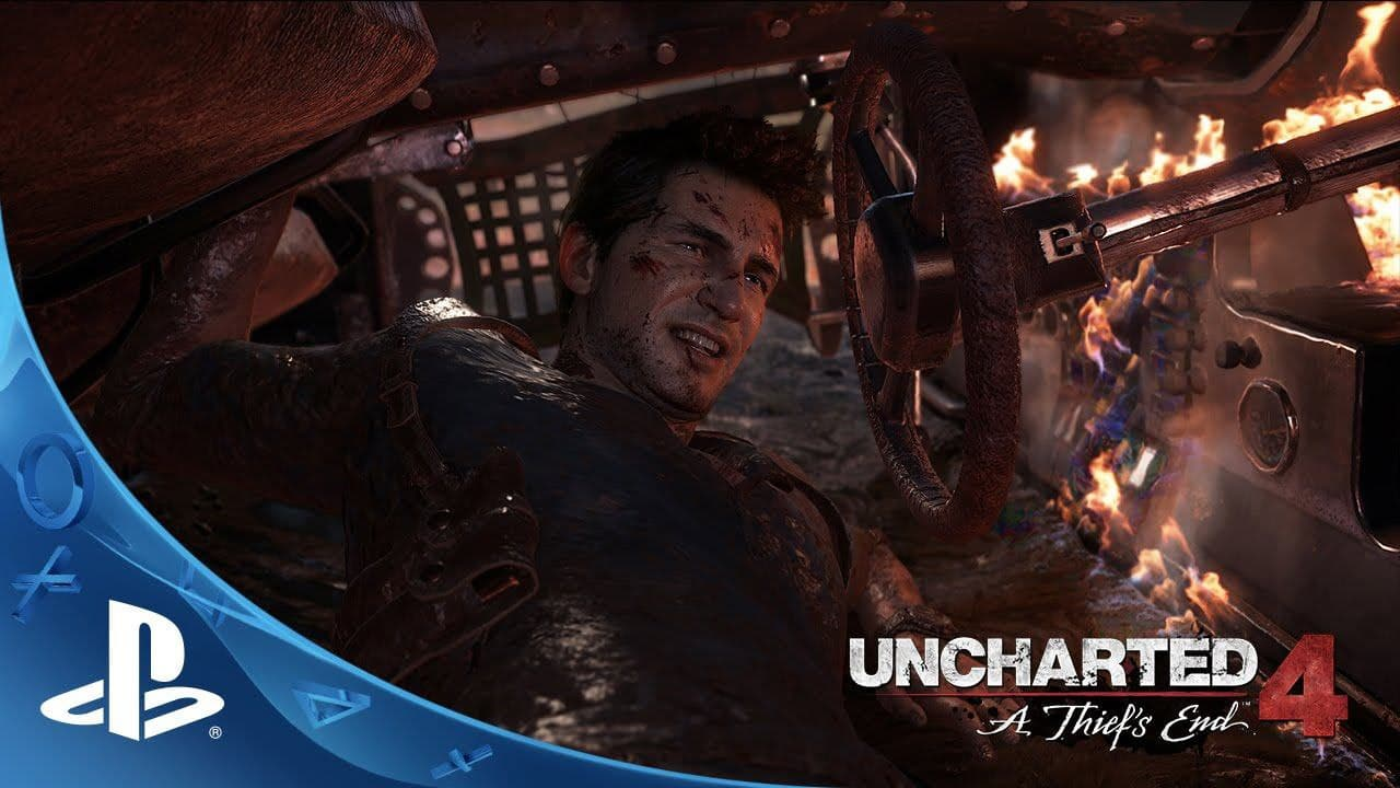 uncharted 4 a thiefs end ps5 1 - اکانت قانونی Uncharted 4: A Thief's End  / PS4 | PS5