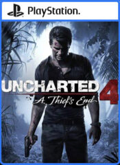اکانت قانونی Uncharted 4: A Thief's End  / PS4 | PS5