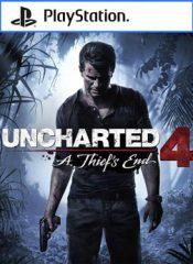 اکانت قانونی Uncharted 4: A Thief's End  / PS4 | PS5