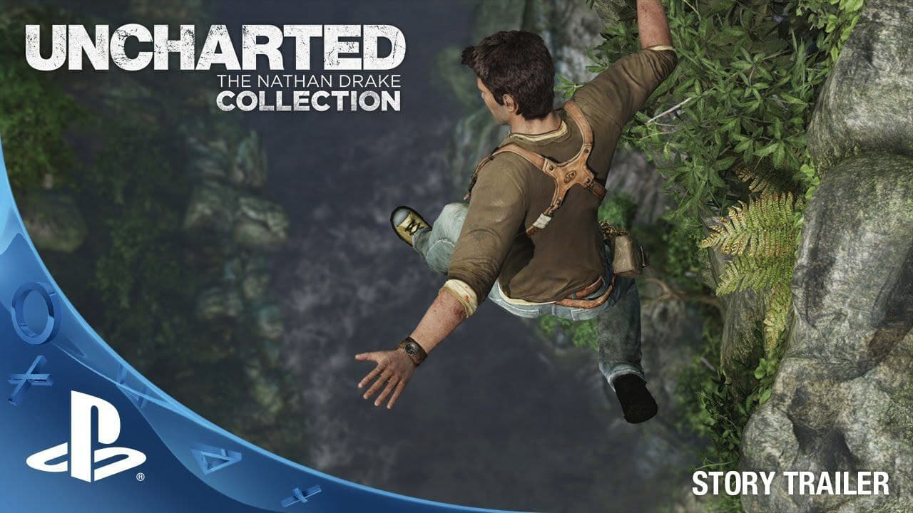 uncharted the nathan drake collection ps5 1 - اکانت قانونی Uncharted: The Nathan Drake Collection  / PS4 | PS5
