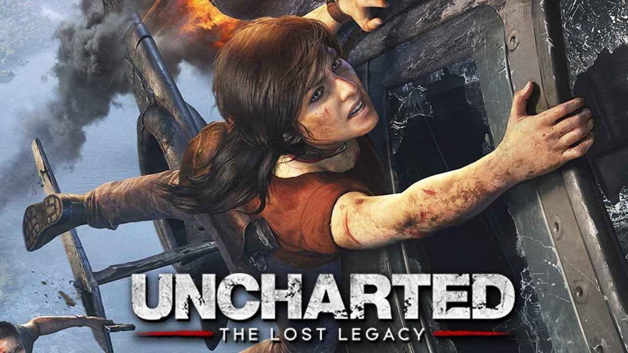 unchartedthe lost legacy ps5 1 - اکانت قانونی Uncharted: The Lost Legacy  / PS4 | PS5