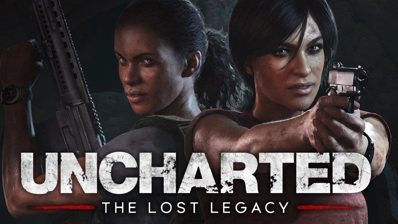 unchartedthe lost legacy ps5 2 - اکانت قانونی Uncharted: The Lost Legacy  / PS4 | PS5